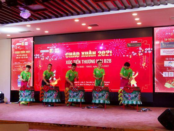 Phú Hồng Thành tham gia chương trình xúc tiến thương mại chào xuân 2021