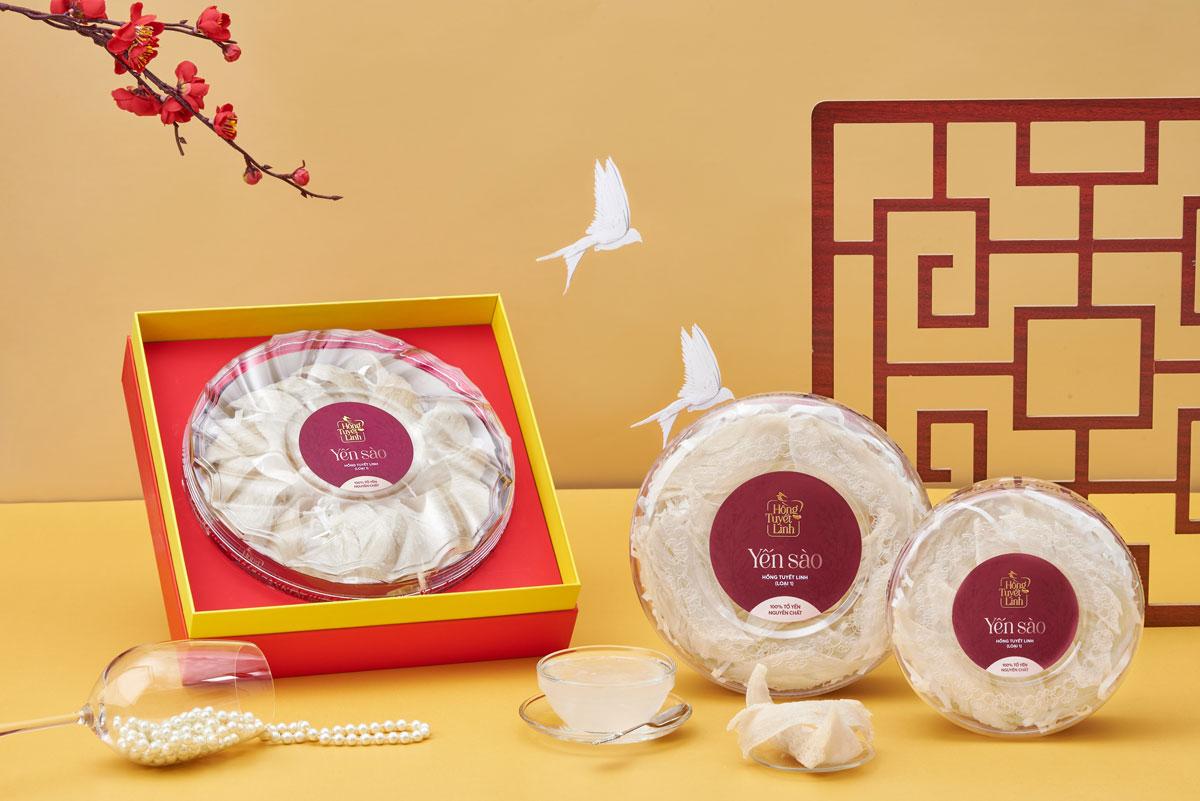 Phân biệt sản phẩm Phú Hồng Thành bằng tem chống hàng giả