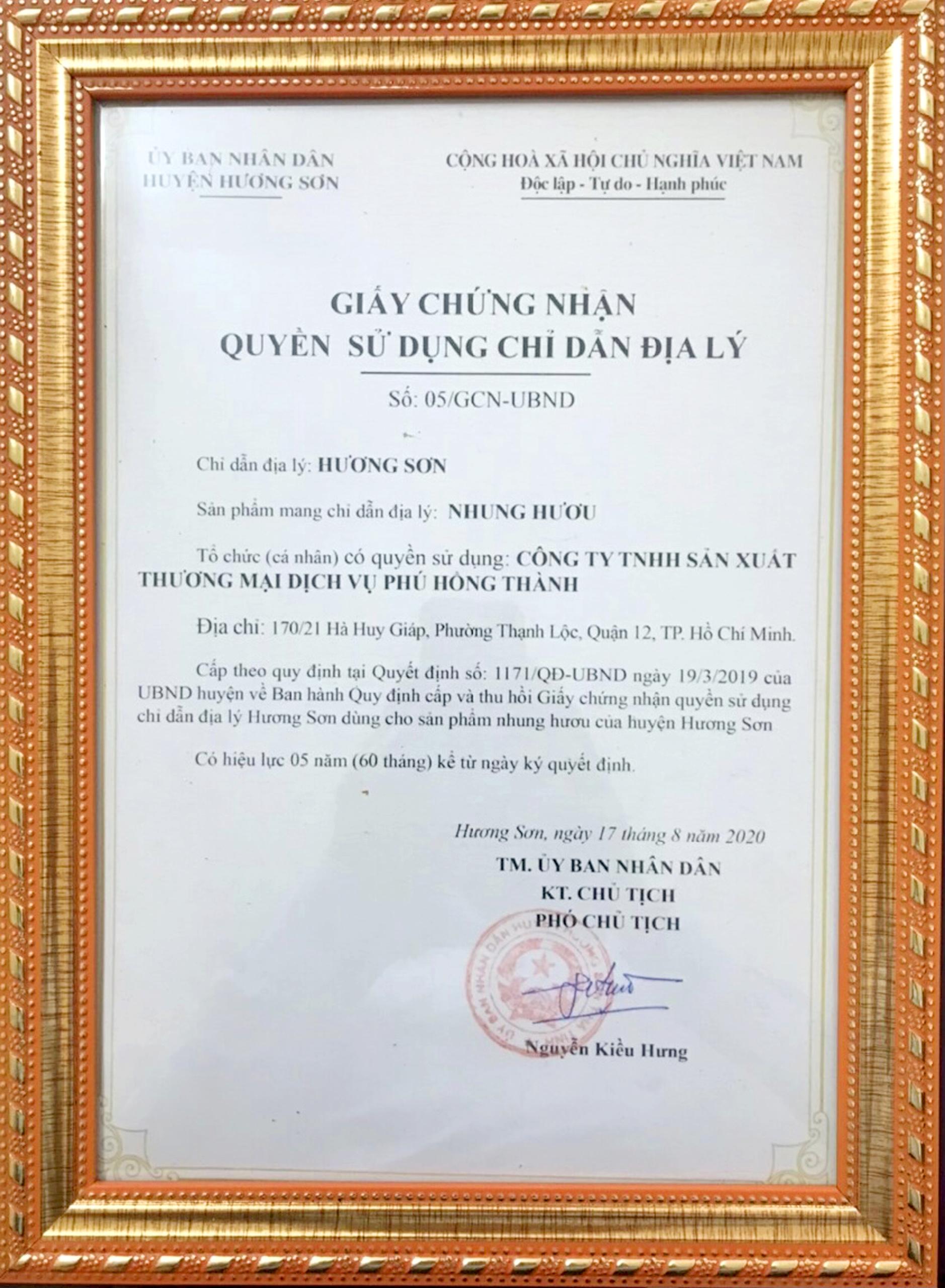 Phú Hồng Thành ra mắt thương hiệu Yến sào Hồng Tuyết Linh