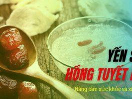 Yến sào Hồng Tuyết Linh: Nâng tầm sức khỏe và sắc đẹp